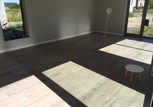 PVC vloer laten leggen